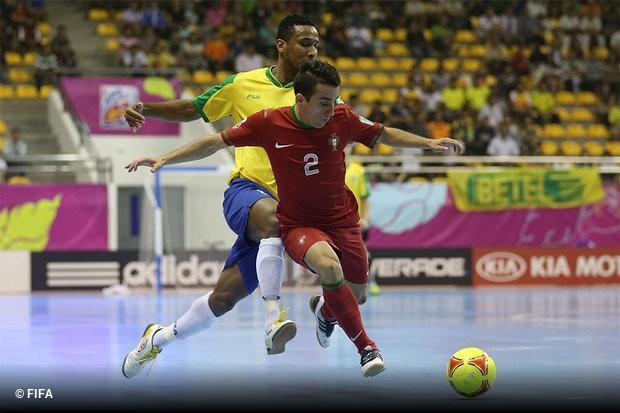 Futsal  Portugal perde com o Brasil em Fortaleza    zerozero.pt 49c0eb0d6c838