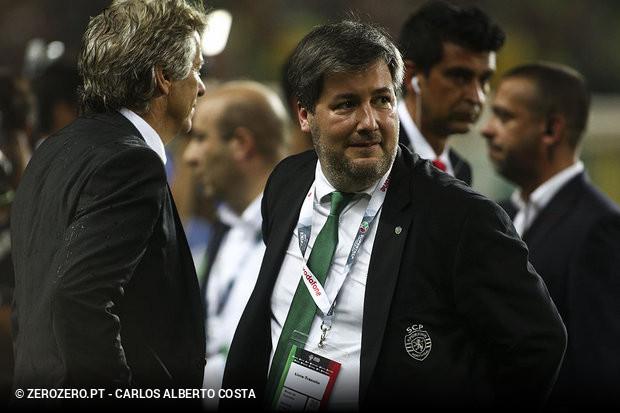 Bruno de Carvalho: «Não tinha interesse na descida do