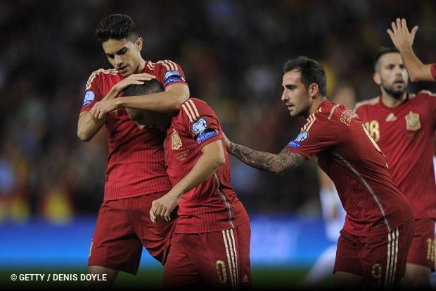 Seleção espanhola pode voltar a jogar no Camp Nou    zerozero.pt e98978d7870ec