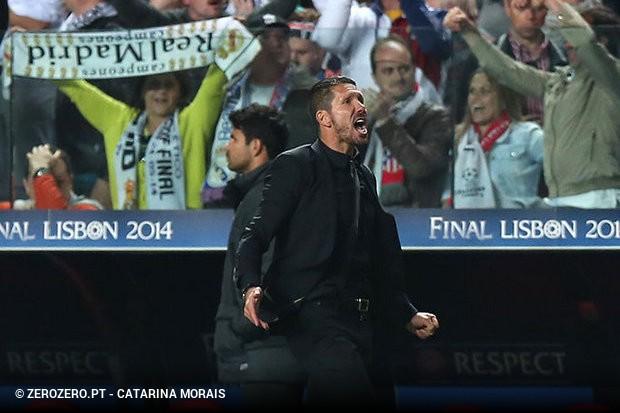 10f8f597645ee Diego Simeone fez crescer o Atlético de Madrid e elevá-lo