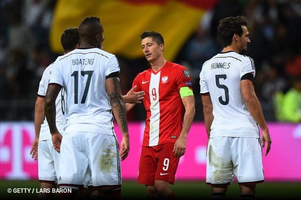 1249a38843 Alemanha e Polónia empataram sem golos