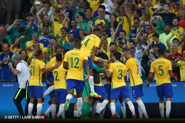 eeb5c0fa32 Neymar dá ouro ao Brasil    zerozero.pt