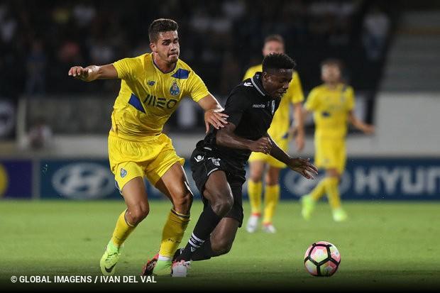 FC Porto e Vitória avançam para mais um duelo da 4.ª jornada do campeonato 3b17a404ee283