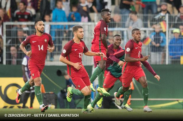 Sub-19  Portugal vence Itália em particular    zerozero.pt 40b6b6203d403