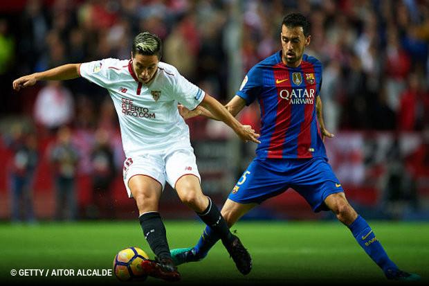Reviravolta mantém Barcelona na perseguição ao Real Madrid ... e7774f016753b