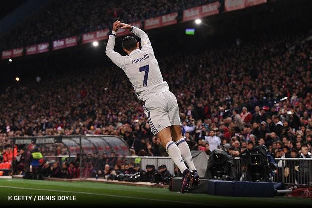 Mais uma marca histórica para Cristiano Ronaldo. O internacional português  chegou ao golo 500 por clubes na sua carreira em competições oficiais. 526bb2a1d7425