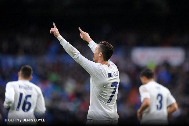 Merengues reforçam liderança à boleia de Cristiano Ronaldo ... 11a5939dde59f