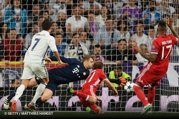 Mais um jogo memorável de Cristiano Ronaldo na Liga dos Campeões 454712772fa3b