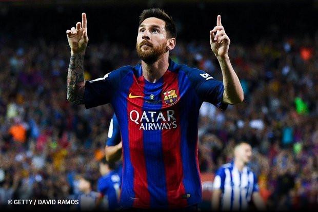 Foi a definição do Barcelona na partida deste sábado frente ao Alavés. O  argentino falhou um penálti no primeiro tempo 5e511f3263a4f