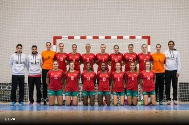 df7ab62be7 A caminhada da seleção nacional portuguesa de andebol feminino para o  Europeu 2018 da modalidade arranca já no próximo dia 24 de setembro.