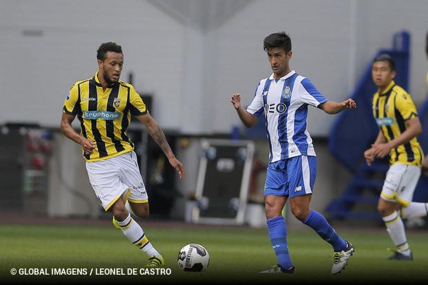 Bueno e o FC Porto  «Não me permitiram jogar a33cec9789a3c