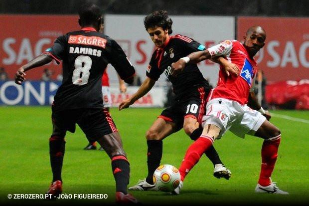 4d2b162370 Braga Benfica - Jesus marcou uma relação crescente em negócios ...