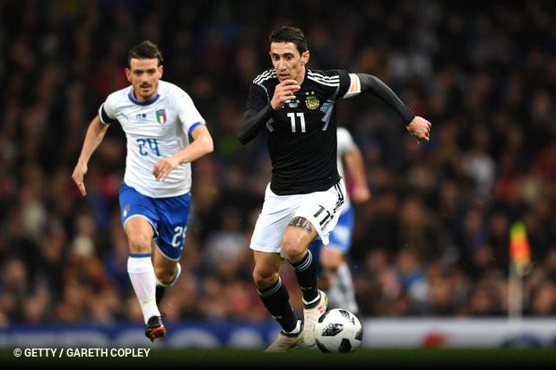 6d8ff8e46a Triunfo argentino e nem foi preciso Messi…    zerozero.pt