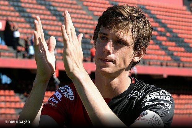 ec7e133d00 Germán Conti é um dos alvos para reforçar o eixo defensivo do Benfica.  Segundo o jornal o Jogo