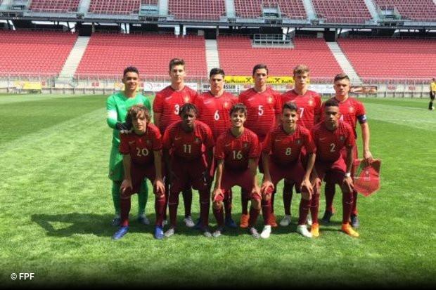 e9257c302a Seleção sub-15 continua percurso vitorioso no Torneio das Nações ...