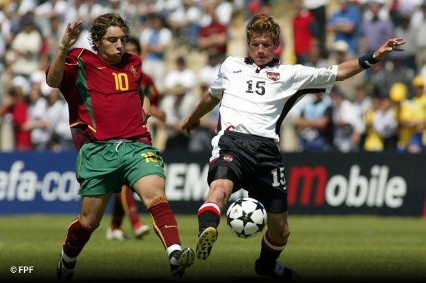 O Maradoninha que brilhou na final europeia de 2003  «Nem tudo é ... 0e30a0bcce976