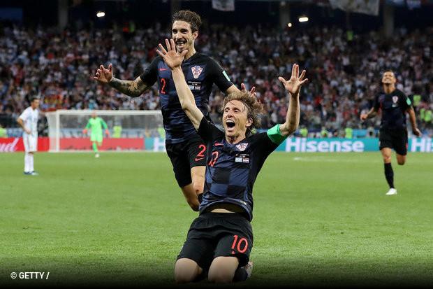 A Croácia apurou-se para a final do Rússia 2018 depois de bater a  Inglaterra no prolongamento (2x1) b5fa81d01444c