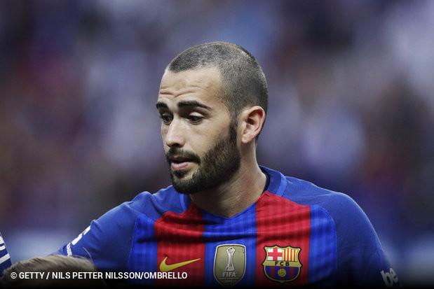 Aleix Vidal deixa Camp Nou para regressar a Sevilha    zerozero.pt 055a4cdf404f9