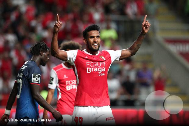 f628da494d José Peseiro quer mesmo Dyego Sousa  Braga aponta aos 10 milhões ...
