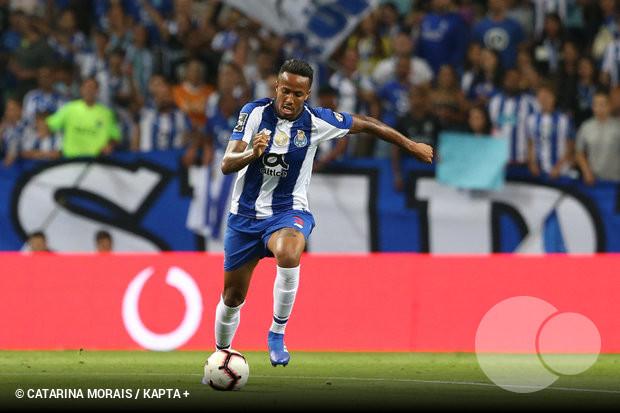 Éder Militão foi convocado à última da hora para a seleção brasileira. O  defesa do FC Porto ocupa a vaga deixada em aberto por Fágner 60e3cb8e05b03