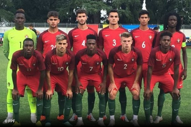 Seleção sub-19 vence Itália em encontro de preparação    zerozero.pt 5580cb394b442