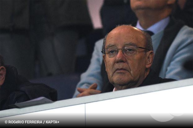 212524b4d5 Pinto da Costa pediu uma acalmia para o futebol português. O presidente do  FC Porto revelou que tem muitos amigos benfiquistas
