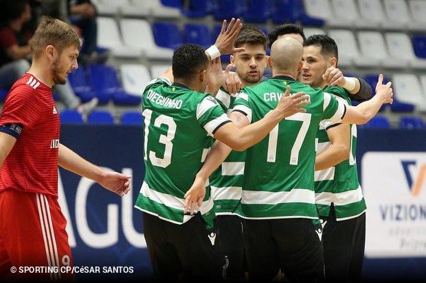 A UEFA anunciou na tarde desta segunda-feira que o Sporting vai ser  anfitrião de um dos quatro grupos da Ronda de Elite da UEFA Futsal  Champions League. abec765945bef