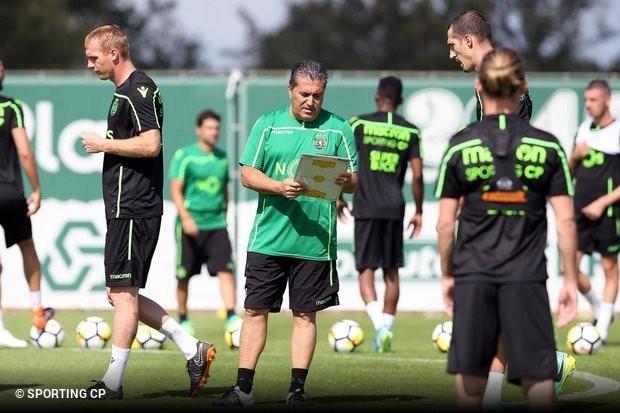 José Peseiro lamenta estado da formação do Sporting «A redução de ... 854a526eaf662