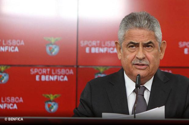 Luís Filipe Vieira  os jovens que o Benfica segurou e as condições ... 8b8820cc9bf95