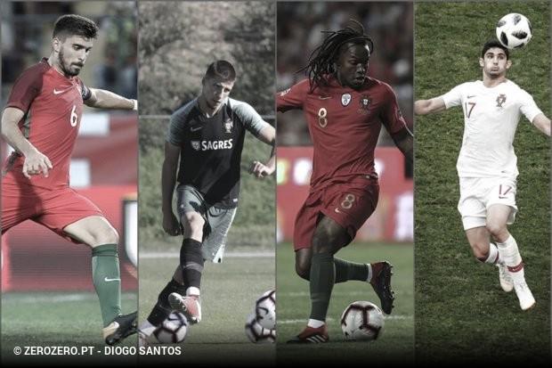 bbd639ad04 Portugal tem tido gerações de grande talento e tem conseguido estar nas  fases finais das grandes competições com enorme regularidade e a lutar  pelos títulos ...