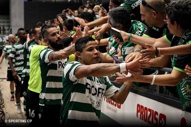 A Ronda de Elite da nova UEFA Futsal Champions League assinala um marco  histórico para o futsal do Sporting. Será a décima vez que os leões recebem  ... be221e26c80c7