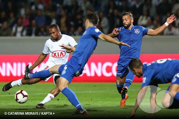 fba429c3b6 Belenenses SAD  Keita suspenso por quatro meses pela FIFA    zerozero.pt