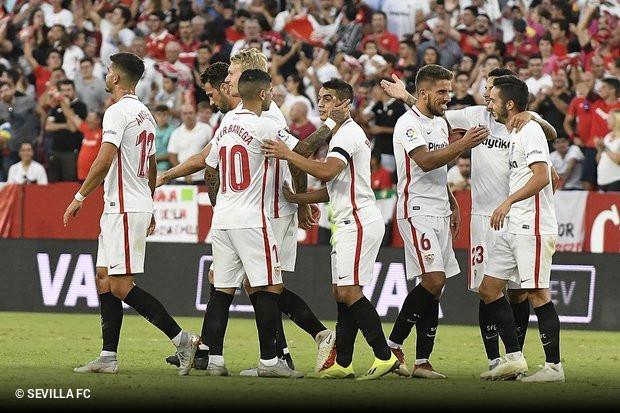1a3fc7188d O duelo entre Alavés e Sevilha deu empate (1x1) e o Barcelona é o novo líder  isolado do ...