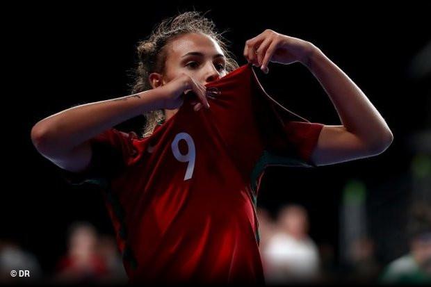 b11ca5e485 Ana Catarina e Fifó nomeadas para os Futsal Awards 2018    zerozero.pt