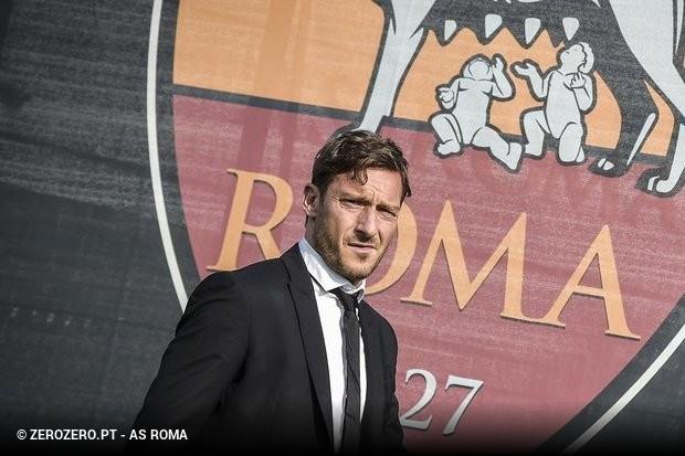 Totti e o sorteio que ditou Dragão  «Talvez possamos dizer que tivemos  alguma sorte» f6e28588e7b07