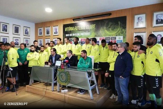 2286411d1b Não é só futebol! Clubes portugueses unidos no apoio a Nuno Pinto ...