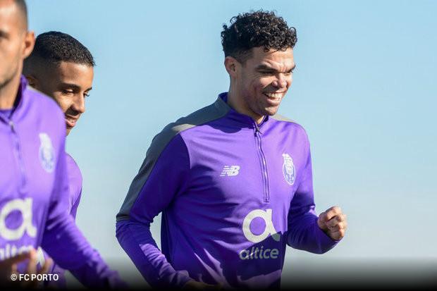 3dd1b8b0a0 O FC Porto iniciou esta terça-feira a preparação para o clássico com o  Sporting