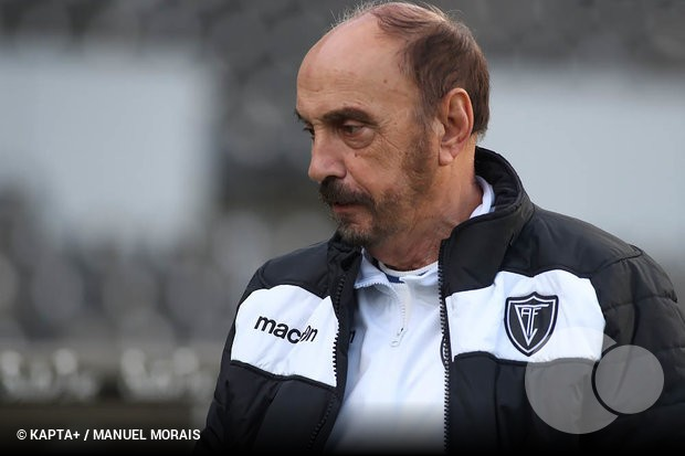 Manuel Cajuda deixa comando técnico do Académico de Viseu    zerozero.pt 7d2554d4e0aae