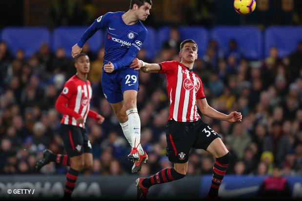 Álvaro Morata está de saída do Chelsea e já assinou contrato com o Atlético  de Madrid 57d3c5f5c3b6a