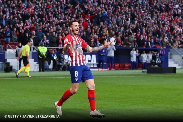 51364ee24e Exibição segura mantém Atlético de Madrid na perseguição ao FC ...
