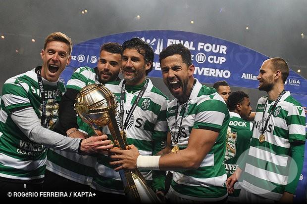 Eis a análise ao triunfo do Sporting na Taça da Liga    zerozero.pt 9b075f2e6e61f