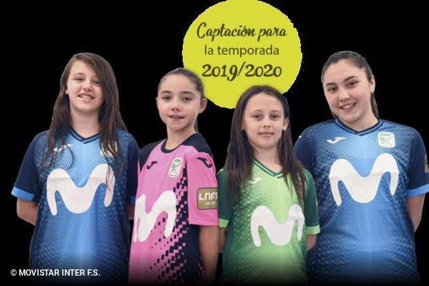 Inter Movistar anuncia futsal feminino    zerozero.pt 3060da0918357