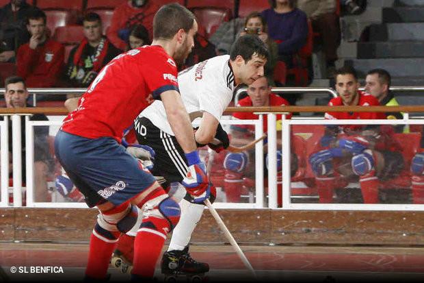 11bb71e594 O Benfica esteve a vencer por dois golos de diferença