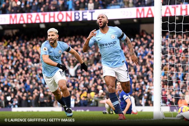 2cce3af42c O jogo grande da jornada 26 da Premier League terminou com uma vitória  histórica de 6x0