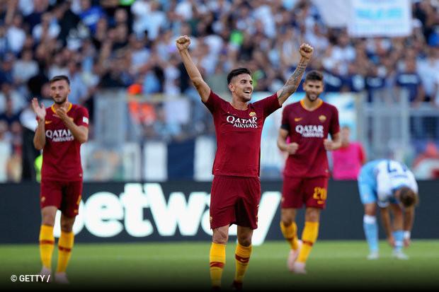 Lorenzo Pellegrini sobre o FC Porto  «Não é equipa de topo europeu ... 3bad41ed164ca