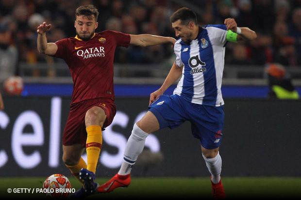 550a06fd8f A Roma tem sido um dos clubes mais associados à contratação do médio Héctor  Herrera