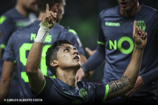 f756b9a7e1 Fredy Montero já não é jogador do Sporting. O avançado rescindiu com os  leões esta sexta-feira