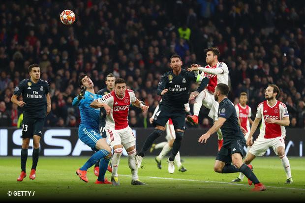 92fdffb99b Na sequência do jogo do Real Madrid em Amesterdão