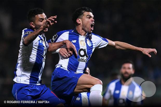 Nunca o FC Porto tinha marcado mais de um golo em Tondela 053596d314ba4