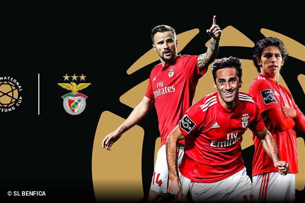 eb814923e ... torneio que o Benfica vai disputar no início na pré-época relativa à  próxima temporada